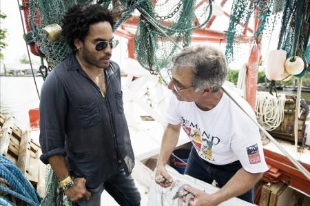 Lenny Kravitz. Photo: Mathieu Bitton