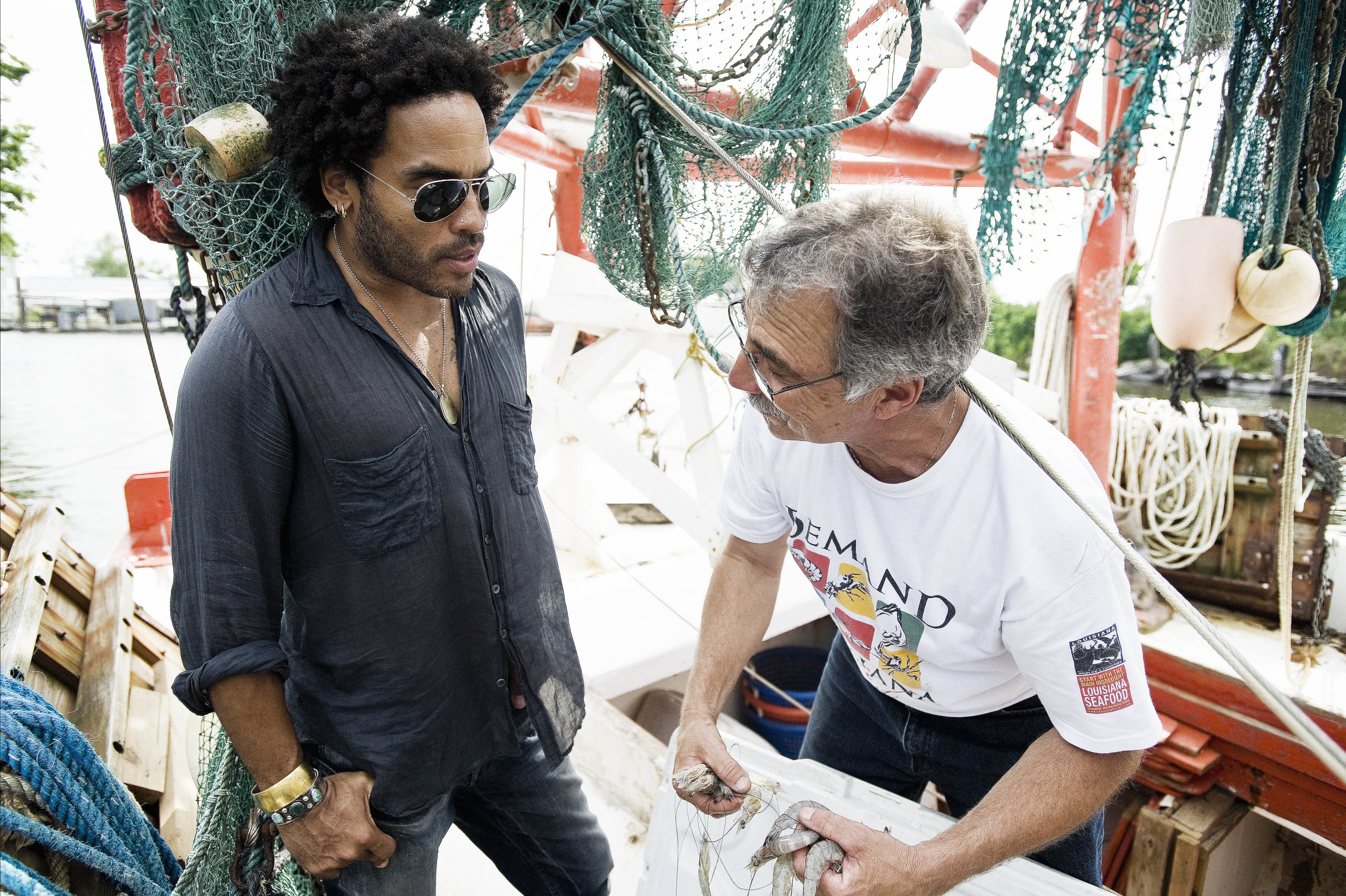 Lenny Kravitz. Photo: Mathieu Bitton