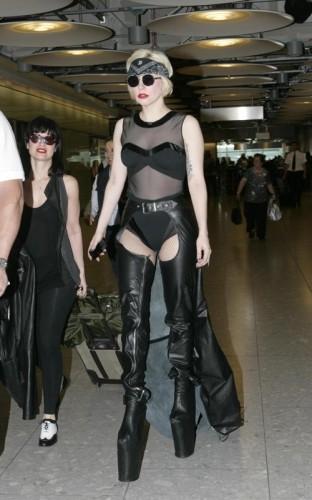 Lady Gaga. Photo: INFDaily.com