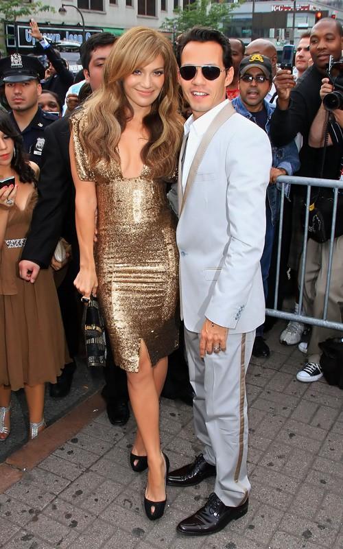 Jennifer Lopez & Marc Anthony. Photo: SplashNewsOnline.com