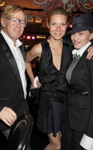 Gwyneth Paltrow & Madonna. Photo: GettyImages.com
