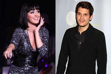 Katy Perry & John Mayer. Photo: MSN.com