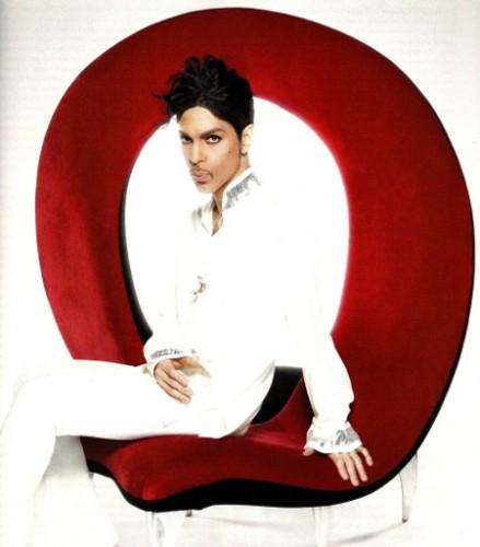 Prince in Ebony Magazine