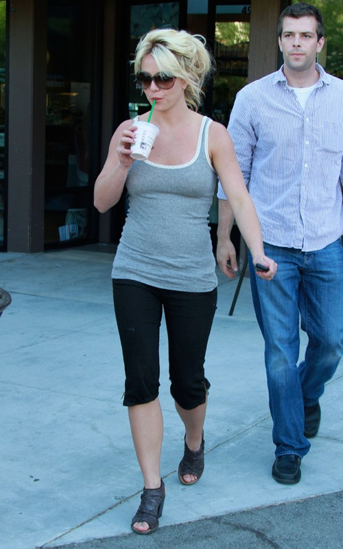 Britney Spears. Photo: Famepictures.com