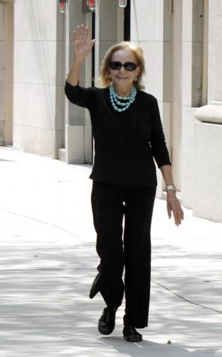 Barbara Walters. Photo: INFDAILY.com