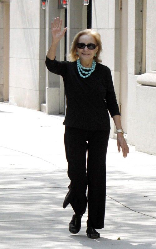 Barbara Walters. Photo: INFDAILY.com