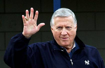 George Steinbrenner Credit: USA Today