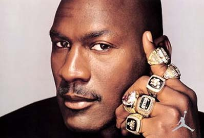 Michael Jordan. Photo: Nike.com