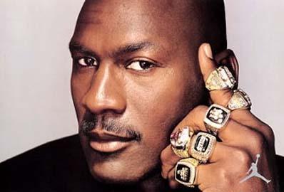 Michael Jordan. Photo: Nike.com