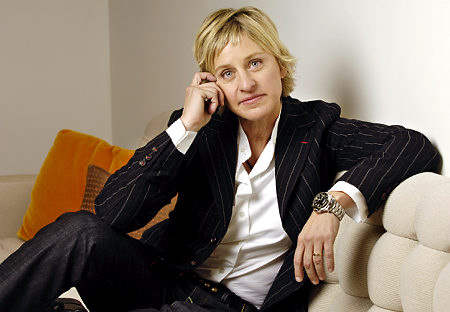 Ellen Degeneres. File Photo