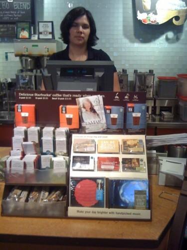 U of M Starbucks. Photo: Tamar Kaprelian