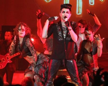 Adam Lambert.  Photo: GettyImages.com