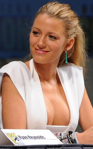 Blake Lively.  Photo: GettyImages.com
