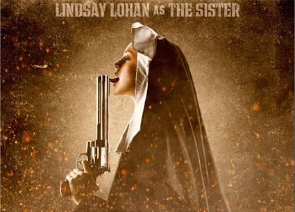 Lindsay Lohan. Photo: VivaMachete.com