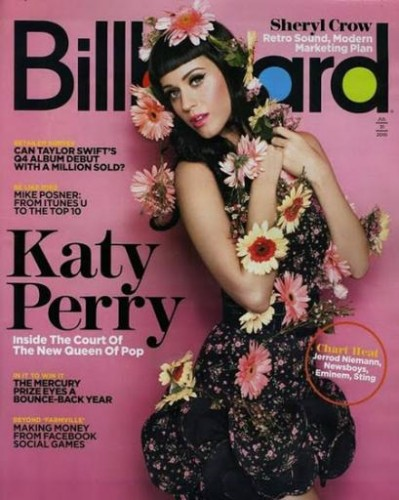 Katy Perry. Photo: Billboard.com