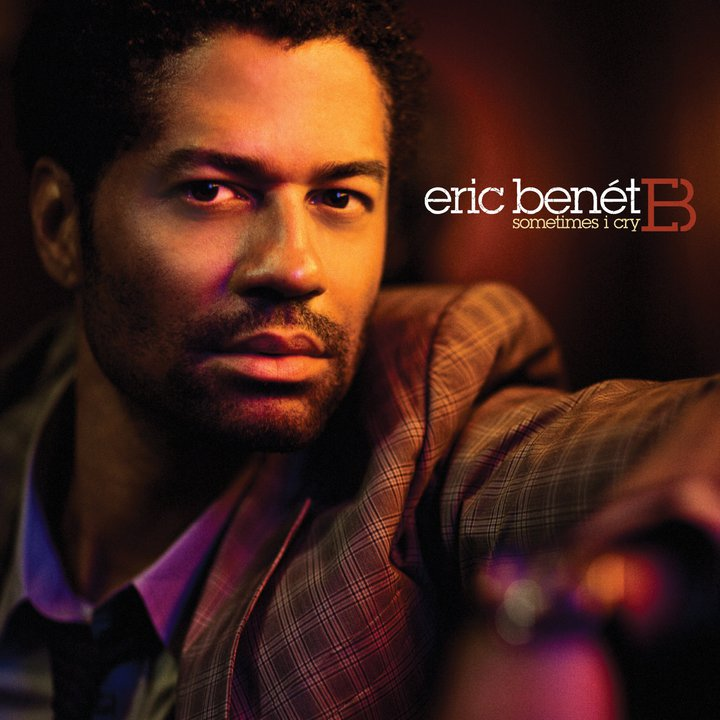 Eric Benét Sometimes I Cry Promo Photo