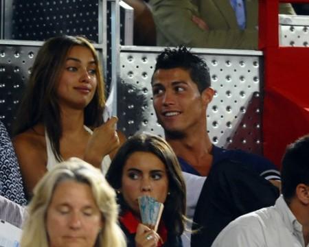 Cristiano Ronaldo & Irina Shayk. Photo: INFDaily.com