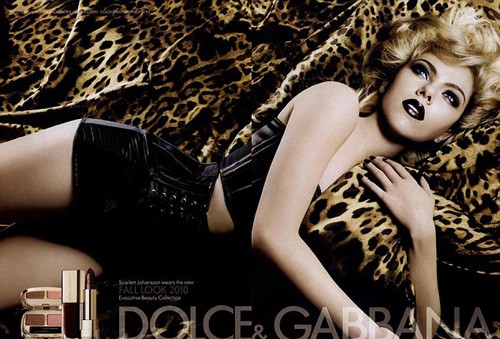 Dolce & Gabbana. Photo: D & G