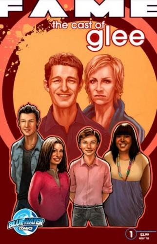 Glee. Bluewatercomics.com