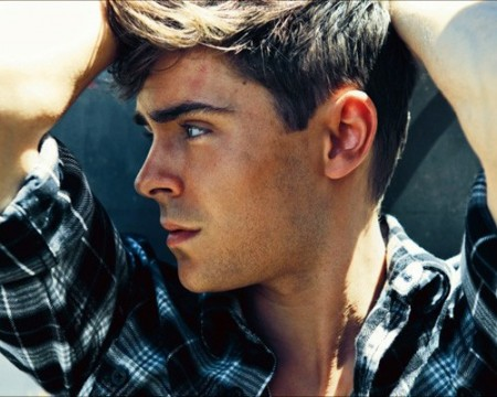 Zac Efron. Photo: Details Magazine