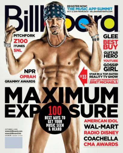 Bret Michaels. Photo: BillboardMagazine.com