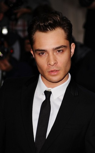 Ed Westwick. Photo: INFDaily.com