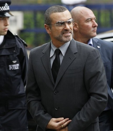 George Michael Photo: Kristie Wigglesworth/AP