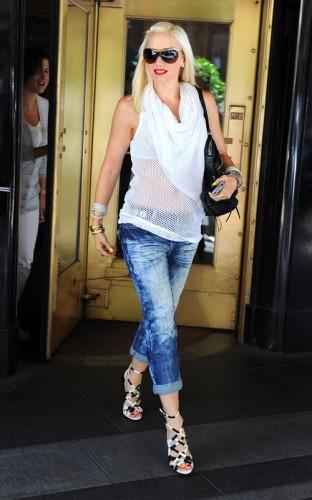 Gwen Stefani. Photo: SplashNewsOnline.com