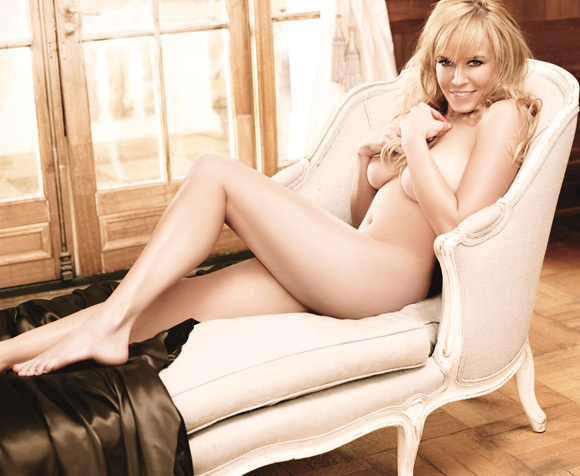 Chelsea Handler. Photo: Playboy.com