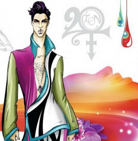 Prince 20Ten CD Cover