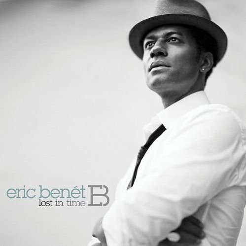 "Eric Benet ""Lost In Time"" Cover. Photo: WarnerBros.Records"