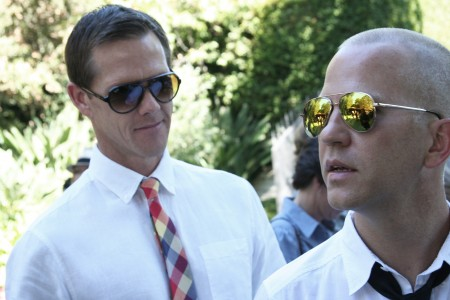 Ryan Murphy And Partner. Photo: ACLU