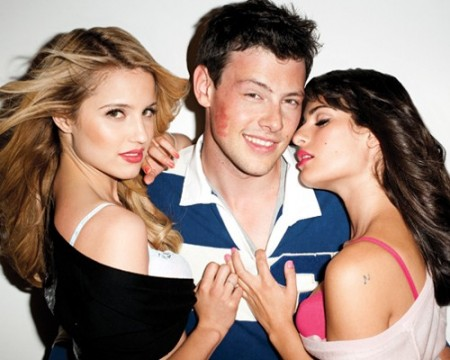 Glee. Photo: GQMagazine.com