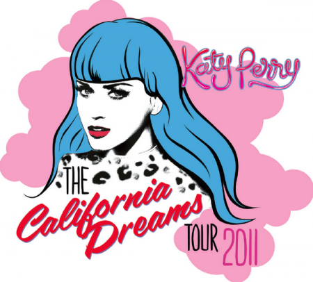Katy Perry California Dreams Tour 2011