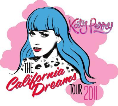 Katy Perry California Dream Tour 2011