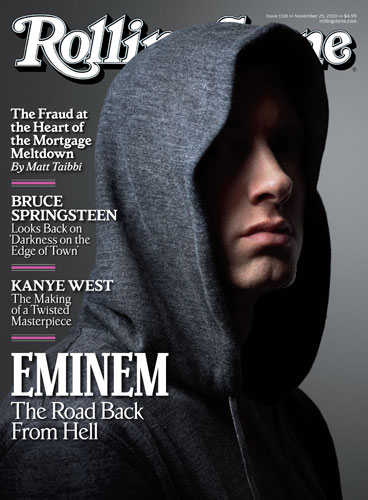 Eminem. Photo: RollingStone.com