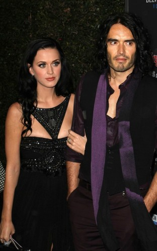 Katy Perry &amp; Russell Brand.  Photo: GettyImages.com