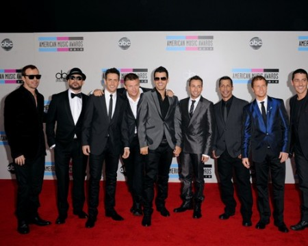 NKOTBSB. Photo: GettyImages.com