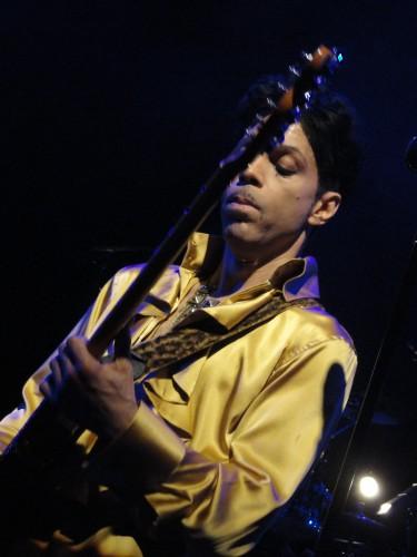 Prince @ Viage. Photo: Héloïse Aktouf.