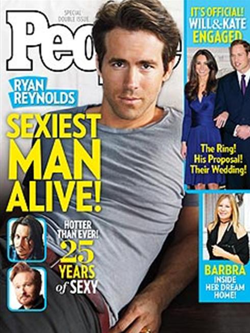 Ryan Reynolds. Photo: People.com