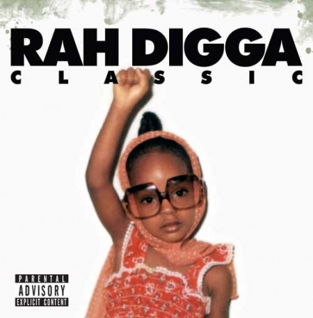 Rah Digga Classic Album Cover