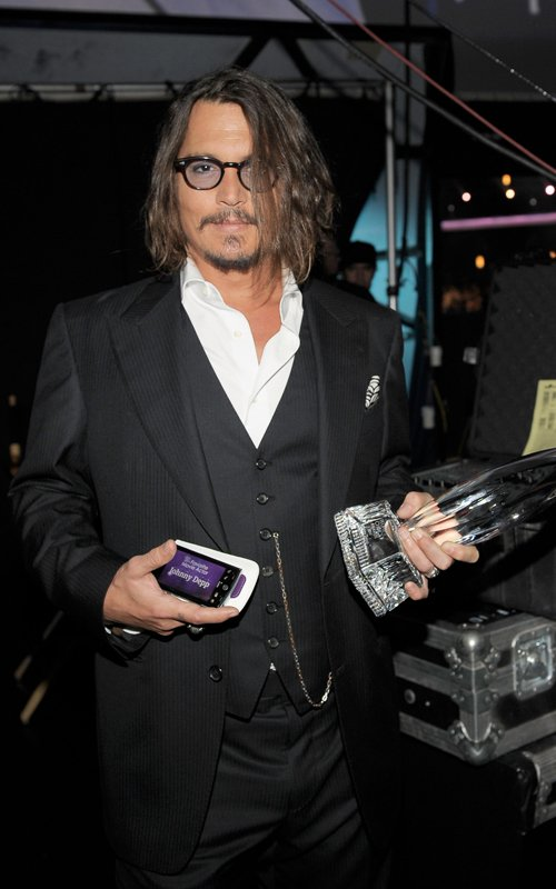 Johnny Depp. Photo: Gettyimages.com