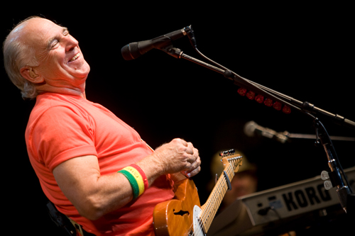 Jimmy Buffett. File Photo
