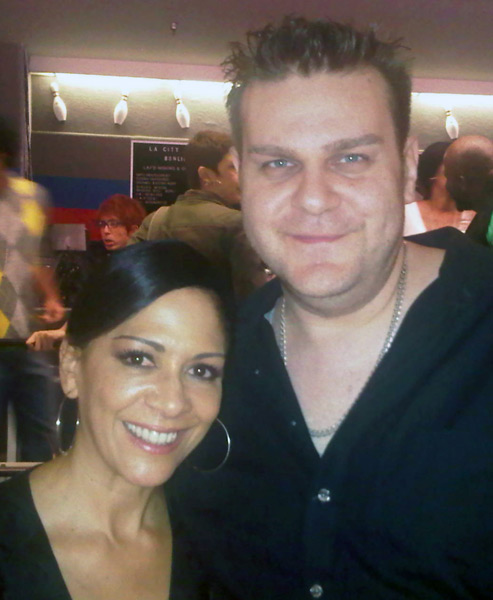 Sheila E. with...
