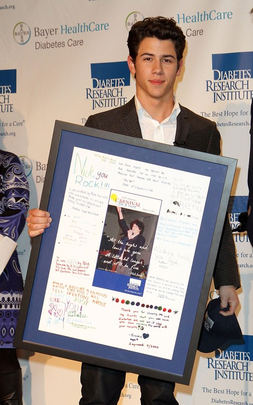 Nick Jonas. Photo: GettyImages.com