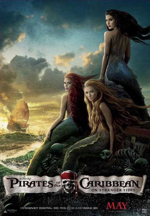 Pirates Of The Caribbean: On Stranger Tides.  Photo: Walt Disney