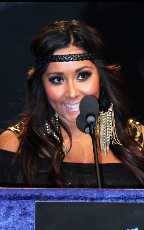Snooki. Photo: SplashNewsOnline.com