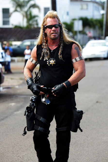 Dog The Bounty Hunter File Photo