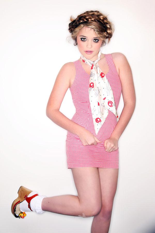 Sky Ferreira. Promo Photo