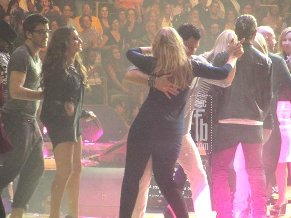 Kirstie Alley & Maksim Chmerkovskiy Dancin' To Prince. Photo: Drfunkenberry